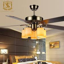 5 blade ceiling fan with light simple carved metal 5 blades ceiling fan light 52 inch fan light