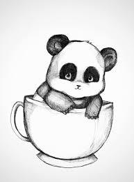 baby panda in teacup by dren98 on deviantart