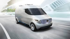 future mercedes the mercedes benz vision van is the effing sweet future of