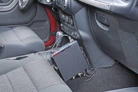 quadratec jk cbmu quick disconnect cb radio mount for 11 17 jeep