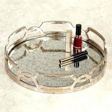 Silver Bathroom Vanity Vanity Trays For Bathroomvanity Tray Silver With Gold Wood Vanity