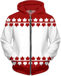 Canadian Flag Running Shorts Rageon World U0027s Largest All Over Print Online Store
