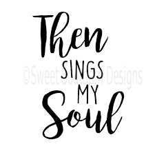 pumpkin face svg then sings my soul svg instant download design for cricut or