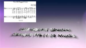 The Old Rugged Cross Made The Difference Sheet Music The Old Rugged Cross Sheet Music Satb Mixed Choir Youtube