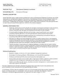 cover letter sample for job opening austin pets alive job opening for part time database coordinator