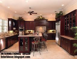 Kitchen Cabinet Designs 2014 Interior Design 2014 Classic Wood Kitchen Cabinets Designs Wood