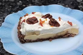 gluten free banana cream pie in pecan crust recipe bakepedia