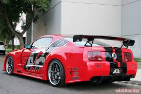 mustang style names ford mustang widebody kit style