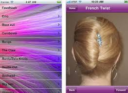 new haircuts and their names the hairstyle name iphone app popsugar beauty