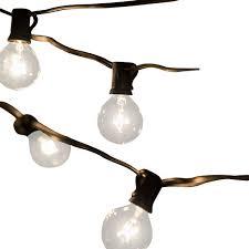 laurel foundry modern farmhouse jaime 50 light 50 ft globe string