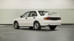 mitsubishi evo hatchback 1995 mitsubishi lancer evo ii rs for sale motor1 com photos