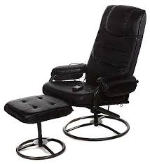 medisana reclining massage chair w ottoman u2014 qvc com