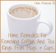 Tea And Coffee Mugs How To Remove Coffee U0026 Tea Rings From Mugs U0026 Cups