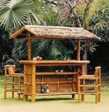 Tiki Patio Furniture by Ultimate Guide To Setting Up A Backyard Tiki Bar Outdoor Bar