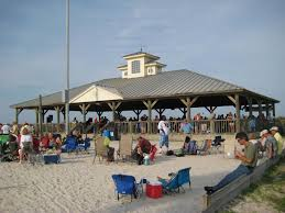 our reception is going to be at the st augustine beach pavilion