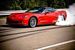 corvette zr1 burnout check out this zr1 burnout corvette