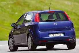 Grande Punto Interior Fiat Grande Punto 5 Doors Specs 2005 2006 2007 2008 2009