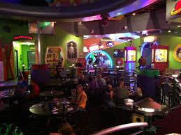 martian munchies at the space aliens grill and bar terror from