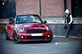 photoshoot mini cooper s chili red r57 north american motoring