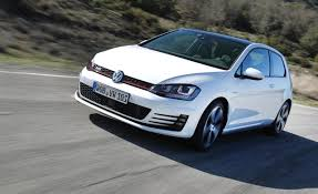 volkswagen golf gti 2015 4 door the driver u0027s seat 2015 volkswagen golf gti review
