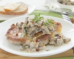 cuisiner du filet mignon de porc recette filet mignon de porc aux chignons