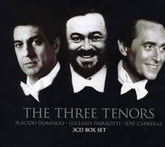 the three tenors josé carreras plácido domingo luciano