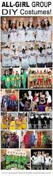 Popular Halloween Costumes Teen Girls 20 Group Costumes Ideas Group