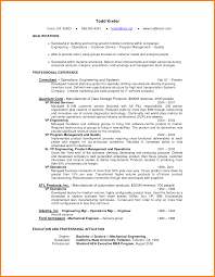 Career Overview Resume Examples by Career Objective In Resume For Mechanical Engineer Free Resume