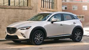 mazda number 2018 mazda cx three dynamic little cuv receives tech refinement