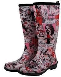 womens boots size 8 9 ebay funky kamik gumboots wellies gum boots rainboots size