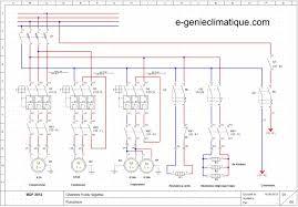 schema electrique chambre froid19 montage 3 chambre froide négative partie électrique