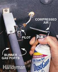 How To Turn Off Pilot Light How To Repair A Gas Range Or An Electric Range Family Handyman