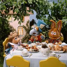 alice wonderland muppet babies jim henson kermit