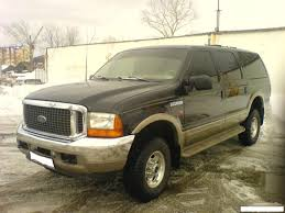 2001 ford excursion pictures