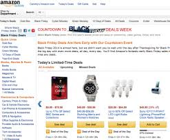 amazon black friday deal days black friday 2014 deals u0026 leaked ads walmart bestbuy amazon and