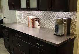 kitchen backsplash stainless steel kitchen kitchen backsplash countertops toronto stainless steel