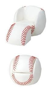 baseball chair and ottoman set baseball chair and ottoman baseball chair and ottoman baseball mitt