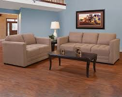 American Freight Living Room Furniture Microfiber Set Mocha Sofa And Loveseat