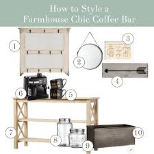 coffee bar decor blog feature png
