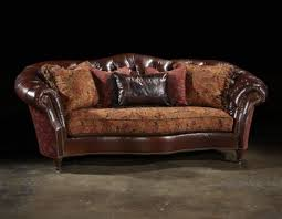 Modern Tufted Leather Sofa U2014 New Home Decor Traditional Knot And