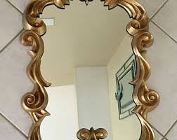 Gold Vanity Mirror Etsy Your Place To Buy And Sell All Things Handmade