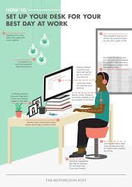 How To Organize Desk How To Organize Your Desk To Be More Productive And Happier