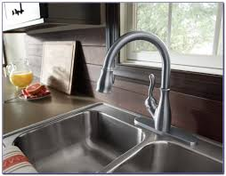 delta leland kitchen faucet leaking kitchen set home