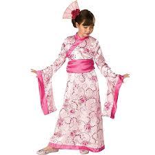 amazon kids halloween costumes amazon com rubies girls asian princess halloween kimono dress