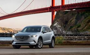 mazda suv models cx 9 u0027s 2 5l turbo four would fit in smaller mazda models u2013 news