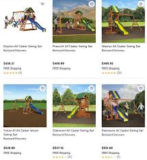 backyard discovery playsets reviews 3 different ways to buy with