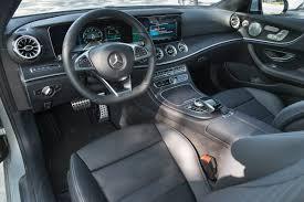 mercedes e400 coupe 2018 mercedes e400 4matic coupe review