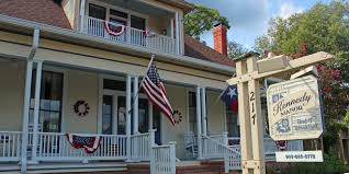kennedy house kennedy manor bed and breakfast in jefferson reopens for business
