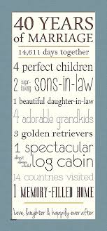40 wedding anniversary gift wedding colors 40th wedding anniversary colors awesome 40th ruby
