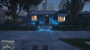 Franklin Maps Party At Franklin U0027s Aunt U0027s House Map Editor Gta5 Mods Com